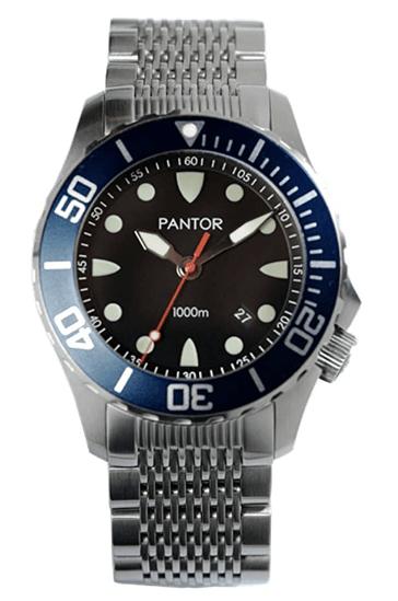 Pantor Seahorse Pro Automatic Dive Watch