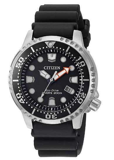 8.Citizen Men's BN0150-28E Eco-Drive Promaster Diver Watch